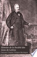 Histoire de la Société des Gens de Lettres