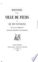 Histoire de la ville de Feurs et de ses environs
