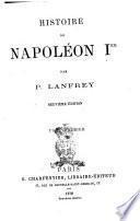 Histoire de Napoleon I
