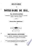 Histoire de Notre Dame de Hale augmentée du récit de quelques merveilles