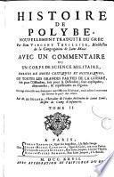Histoire de Polybe, 2