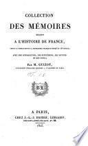 Histoire des Croisades, par Guibert de Nogent. Vie de Guibert de Nogent par lui-même