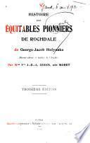 Histoire des équitables pionniers de Rochdale