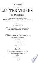 Histoire des littératures étrangères considérées dans leurs rapports avec le développement de la littérature française