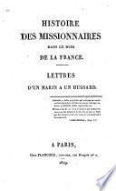 Histoire des missionaires dans le midi de la France