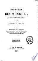 Histoire des Mongols