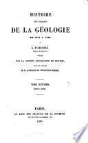 Histoire des progrès de la géologie de 1834 à [1859]: Formation triasique