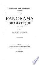 Histoire des théâtres
