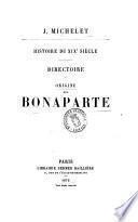 Histoire du 19. siècle J. Michelet