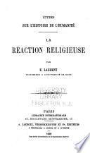 Histoire du droit des gens et des relations internationales: La réaction religieuse