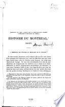 Histoire du Montréal, 1640-1672