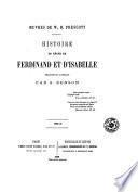 Histoire du regne de Ferdinand et d'Isabelle, 3