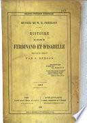 Histoire du regne de Ferdinand et d'Isabelle, 4