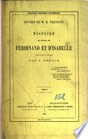 Histoire du règne de Ferdinand et d'Isabelle