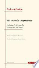 Histoire du scepticisme
