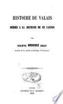 Histoire du Valais