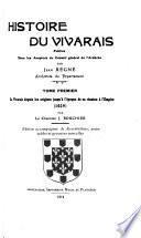 Histoire du Vivarais