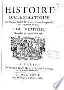 Histoire ecclesiastique