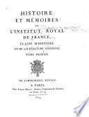 Histoire et memoires