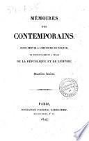 Histoire et procès des naufragés de Calais, par m. le duc de Choiseul, pair de France (extraits de ded mémoires inédites)