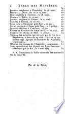 Histoire générale et impartiale des erreurs, des fautes et des crimes commis pendant la Révolution française, a dater du 24 août 1787;
