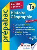 Histoire-Géographie Tle S - Prépabac Réussir l'examen
