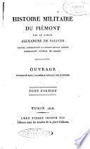 Histoire militaire du Piémont