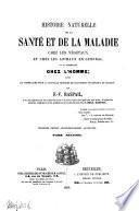 Histoire naturelle de la santé et de la maladie