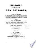 Histoire naturelle des poissins ...