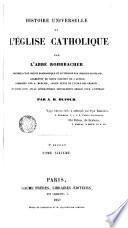 Histoire Universelle de l'Esglise Catholique, 6
