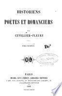 Historiens, poètes et romanciers