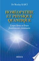 Homéopathie et physique quantique