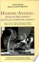 Homme/animal