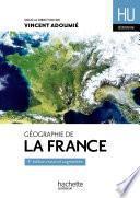 HU Géographie de la France
