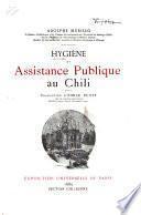 Hygiène et assistance publique au Chili