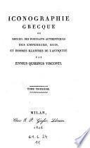 Iconographie grecque