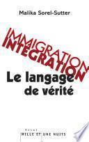 Immigration-intégration