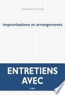 improvisations et arrangements