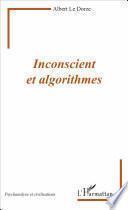 Inconscient et algorithmes
