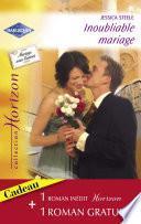 Inoubliable mariage - Associés pour la vie (Harlequin Horizon)