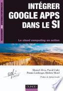 Intégrer Google Apps dans le SI