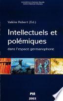 Intellectuels et polémiques