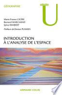 Introduction à l'analyse de l'espace