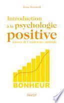 Introduction à la psychologie positive