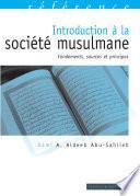 Introduction à la société musulmane