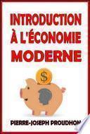 Introduction à l'économie moderne