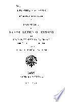 Inventaire de la collection de dessins sur les départements de la France