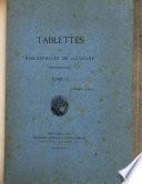 Inventaire de la collection de ouvrages et documents sur Michel de Montagne