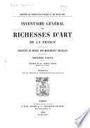 Inventaire général des richesses d'art de la France
