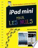 iPad Mini, Pas à pas Pour les Nuls